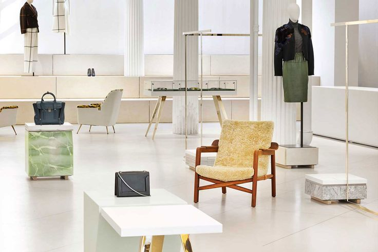 Phillip Lim flagship New York boutique