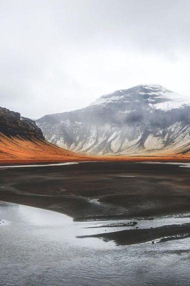 Hornafjörður, Iceland, Jeff Nikon